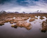 Highly Commended: The Cuillin Hills Isle of Skye