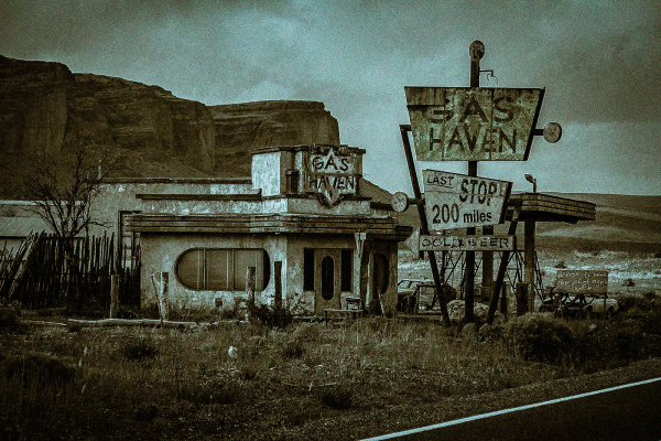 2nd: Gas Haven