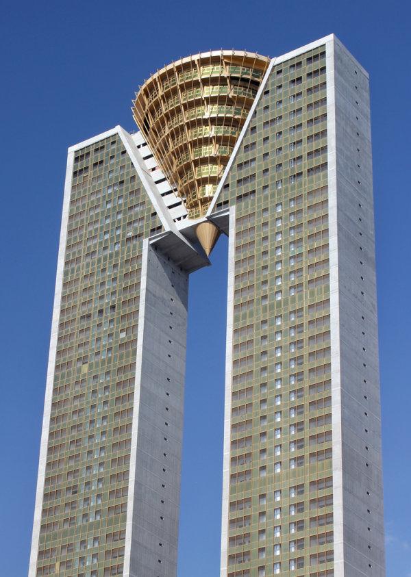 Commended: Intolia Building Poinente Benidorm