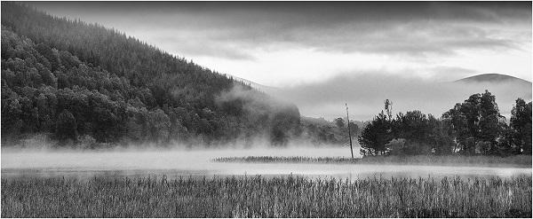 Mist Over Pityoulish