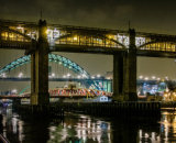 1st: Tyne Bridges