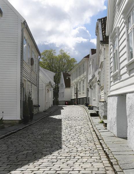 3rd Place: Old Stavanger - 2