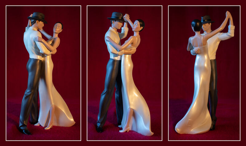 3rd Place: First Dance