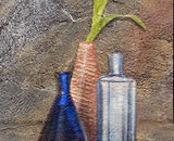 Highly Commended: Bottles And Tulip