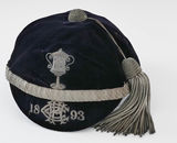 Highly Commended: Rugby Cap Yorkshire Cup Final 1893