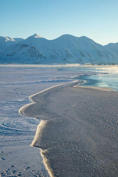 3rd Place: Sea Ice Edge