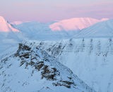 Commended: Late Afternoon Over Svalbard