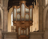 Commended: Organ Loft St Mary The Virgin Oxford