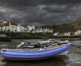 Highly Commended - Storm Cloud Gather Over Staithes