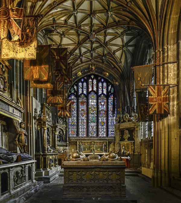 Highly Commended - Canterbury Cathedral Warriors Chapel