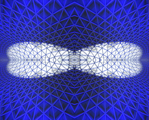 Commended: Kings Cross Symmetry