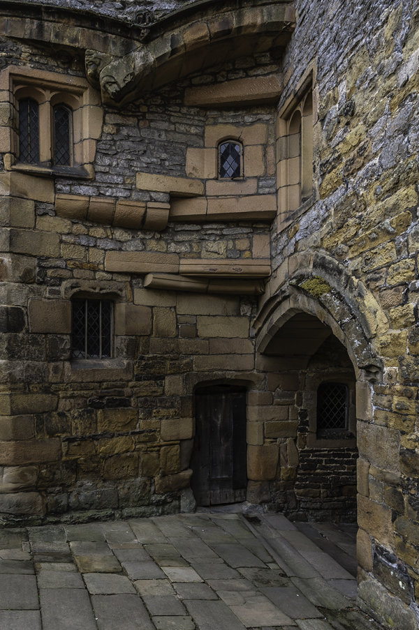 Highly Commended: Detail at Haddon Hall