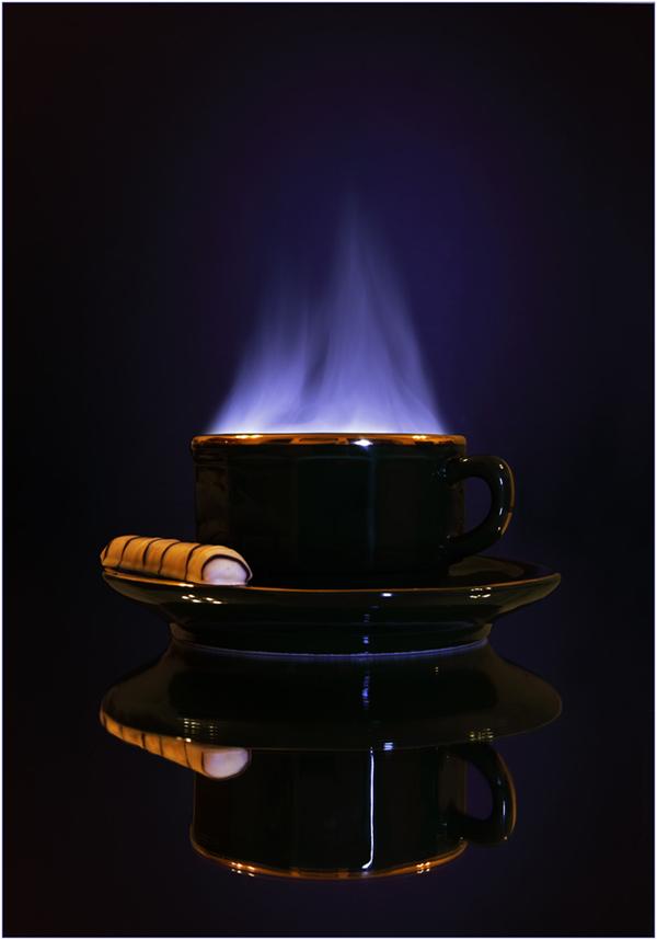 Hot Chocolate (Third Place) Steve Dobrowski