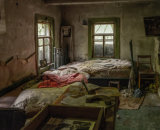 1st Place - Chernobyl Abandoned Home