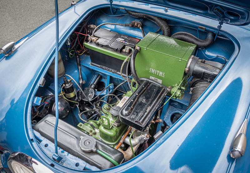 Commended: Austin A30 When Engines Were Simple