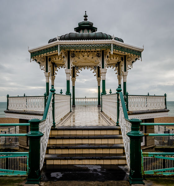 Commended: Brighton Bandstand