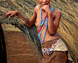 Commended: Namibian San Tribe Woman