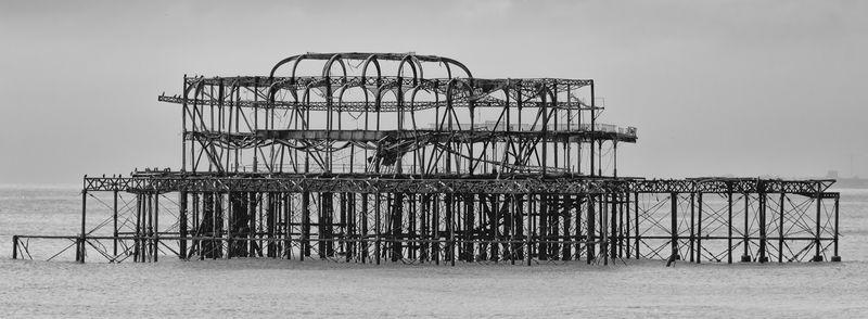 1st Place: Brighton West Pier