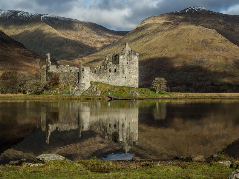Highly Commended: Kilchurn Castle