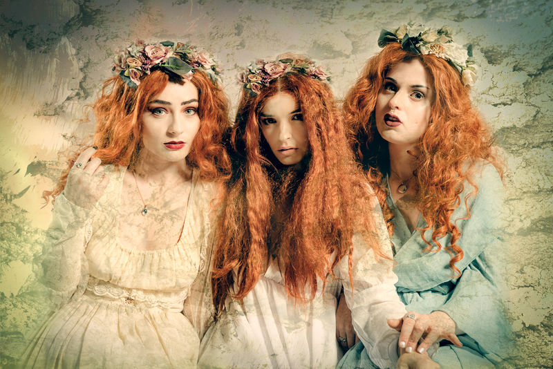 Highly Commended: Three Maidens