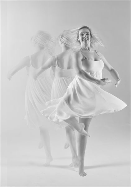 Highly Commended: Twirl