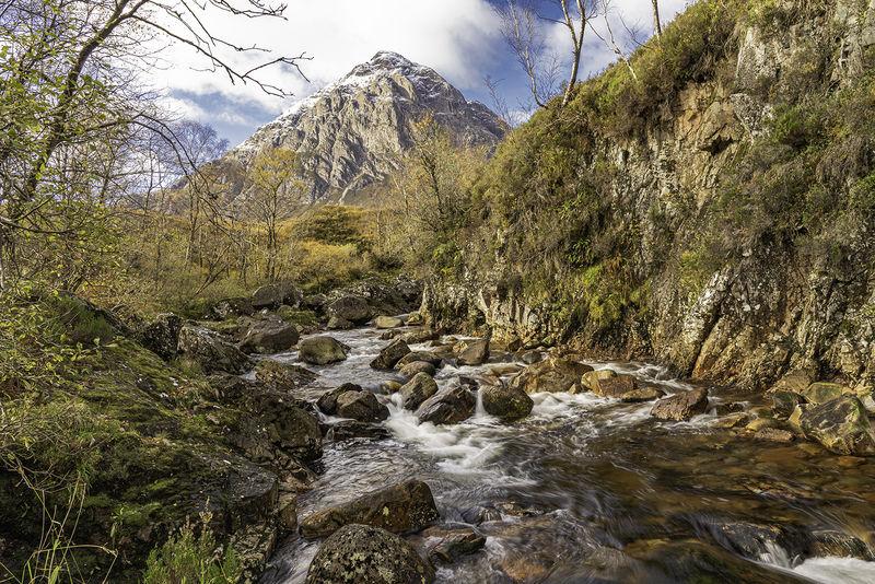 Commended: Buachaille Etive Mor Glencoe