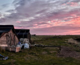Commended - Lindisfarne Sunrise
