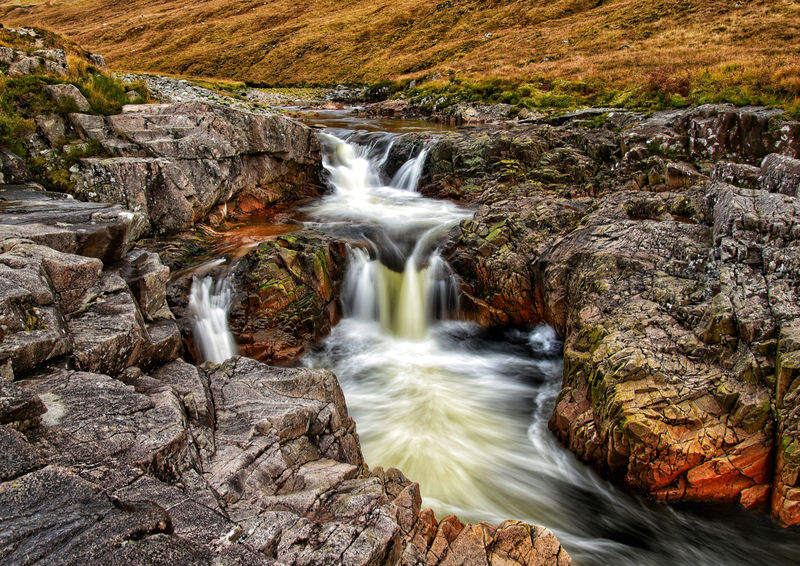 2nd Place: River Etive
