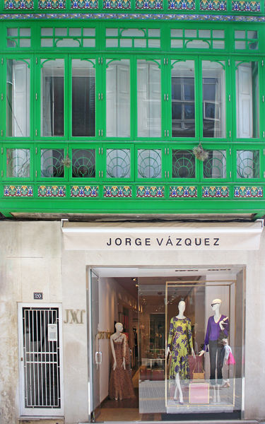 Commended: Majorcan Shop with Apartment