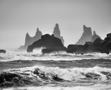 Highly Commended: Pinnacles at Vik Iceland