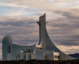 2nd Place: Stykkisholmur Church Iceland