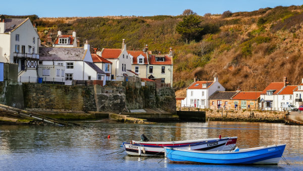 Commended: Staithes
