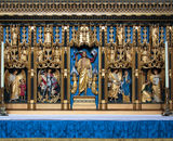 Highly Commended: Altar Detail Salisbury Cathedral