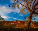 1st Place - Dawn at Uluru