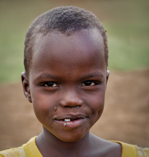 Commended: Ethiopian Village Girl