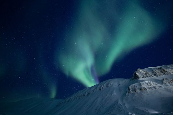 2nd Place: Northern Lights - 2
