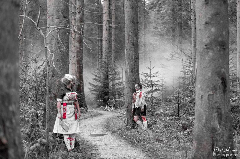 Zombie Run 01