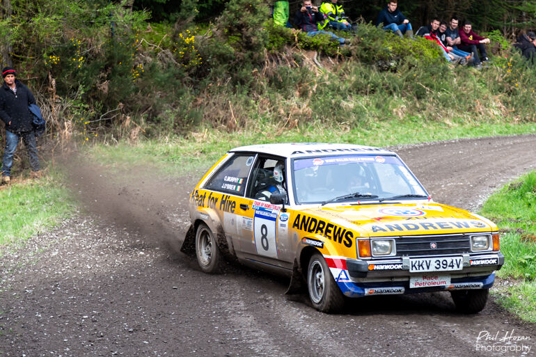 Tour of Hamsterley Rally