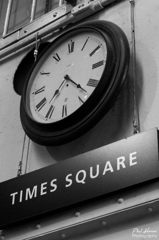 Times Square Clock