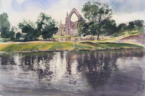 Bolton Abbey - Wharfedale