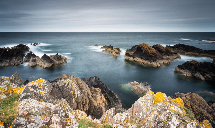 Eyemouth Cliffs