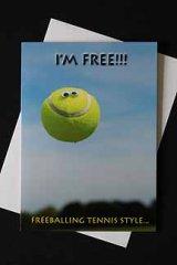 I'm free!