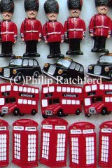 London Magnets (Design of Card includes White Border)