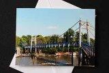 Teddington Lock Bridge (West)