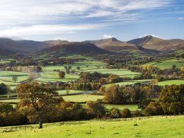 Autumn Dawn, The Brecon Beacons