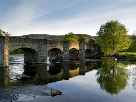 Crickhowell Bridge.