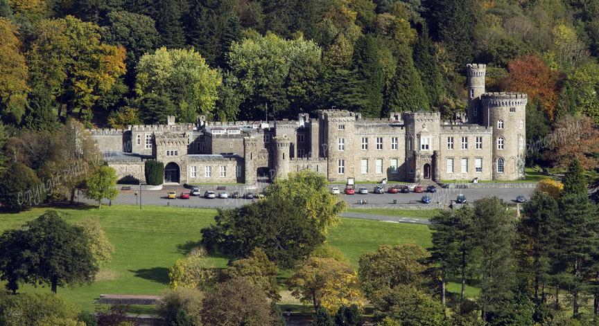 Early autumn, Cyfarthfa Castle. Limited Edition of 100.
