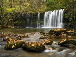 Autumn, Sgwd Ddwli.