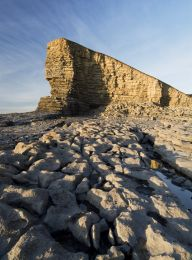 Nash Point, Glamorgan Heritage Coast.