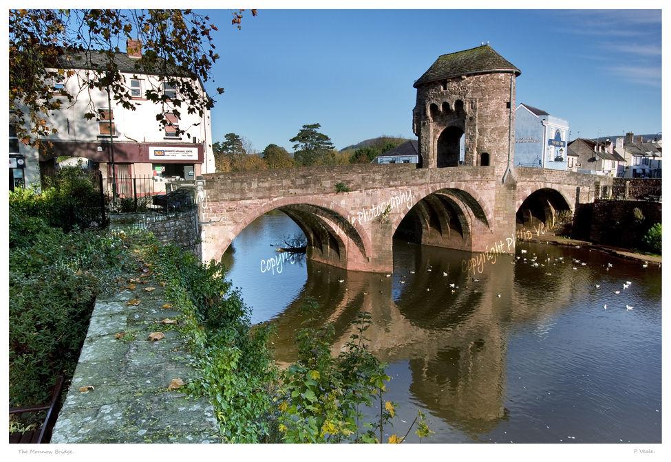 Monnow Bridge.